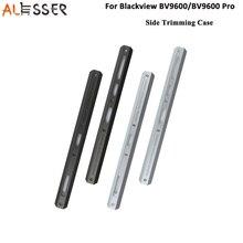 Alesser สำหรับ Blackview BV9600 Pro ตัดด้านข้างกรณีเปลือกหอยโลหะกลางตัวเรือนกรอบยึดสำหรับ Blackview BV9600