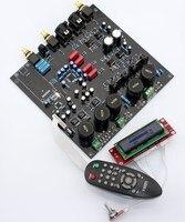 AK4497EQ DAC Single Chip Deluxe Decoder Board Fiber Coaxial USB