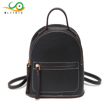 Mlitdis Mini рюкзаки для девочек обратно Сумка наплечные сумки кожаные женские рюкзак маленькие школьные сумки для подростков