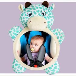 Детские, зеркала безопасности автомобиля на заднем сиденье легко зеркало заднего вида для малышей