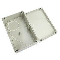 C18 chaude 230x150x85mm En Plastique Étanche Boîte de Projet Électronique Boîtier Cas de Couverture