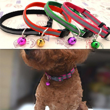 Rope To Pull The Neckband accessories Reflective Pet Dogs Traction Puppy multicolor cute dog leash Cat Collar Choker image