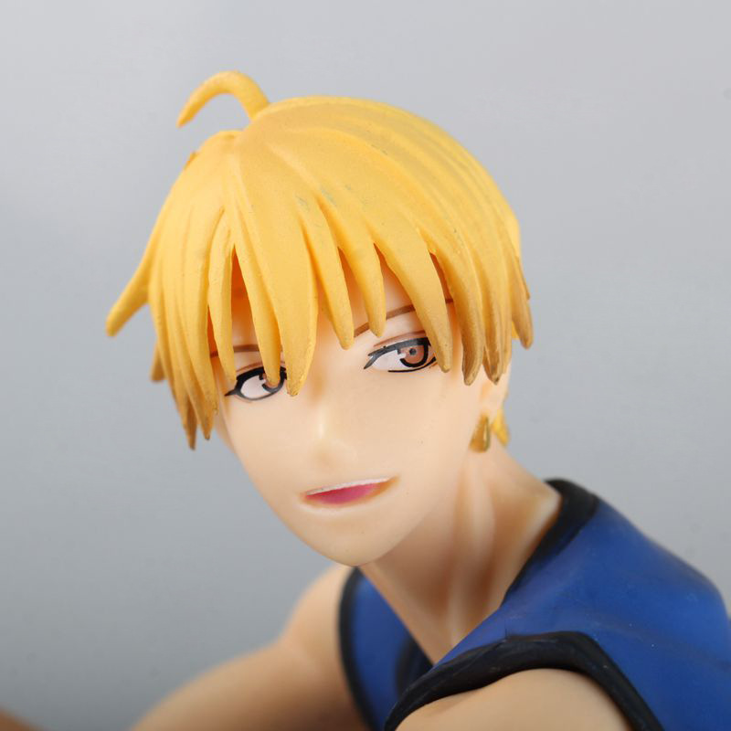 anime Kuroko's Basketball Kise Ryota Basketball model garage kit pvc action figure classic collecton variable action toy anime one piece arrogance garp model pvc action figure classic collection garage kit toy doll