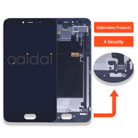 Phone Lcd For MX6 Pro Display Touch Screen Digitizer Assembly Replacement Sparparts
