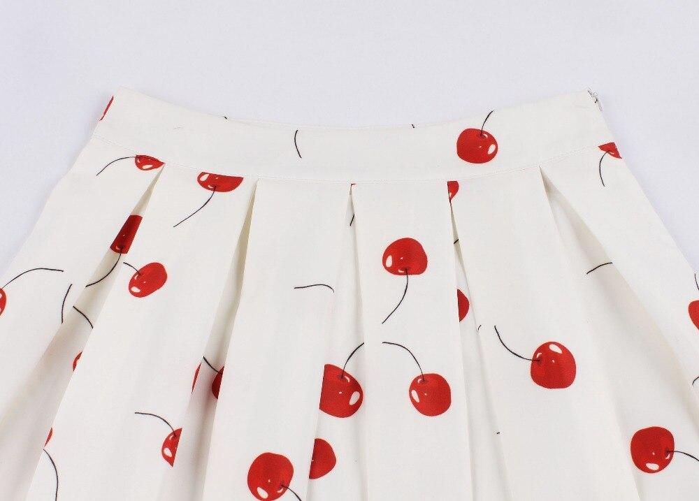2018 Jupe Élastique Imprimé Floral Cortex Femmes Casual Mode Zipper Maison Azalée Navettage rRqwZr