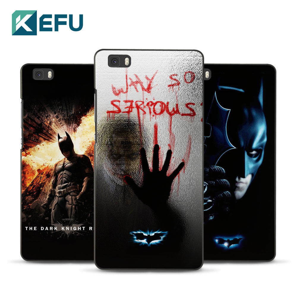 For P8 lite case Joker Why so serious hard PC cover for coque Huawei P8 lite case 2015 new arrival fundas for Huawei P8 lite
