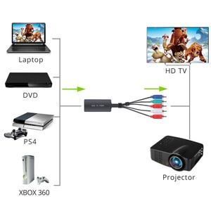 Image 2 - محول HDMI من PROZOR إلى YPbPr HDMI إلى 5RCA RGB YPbPr مع كابل فيديو مكون يدعم 1920x1080P HDMI إلى مكون YPbPr