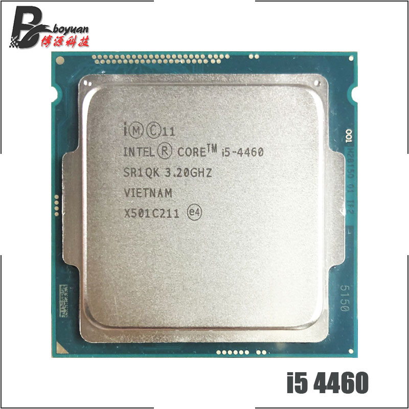 Intel Core i5 4460 i5 4460 3.2 GHz Quad Core processeur d'unité centrale 6M 84W LGA 1150-in Processeurs from Ordinateur et bureautique on AliExpress - 11.11_Double 11_Singles' Day 1