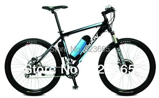 Livraison gratuite e-bike batterie boîte 36 V vélo électrique li-ion batterie boîte avec 18650 gratuit support de batterie et bande de Nickel - 4