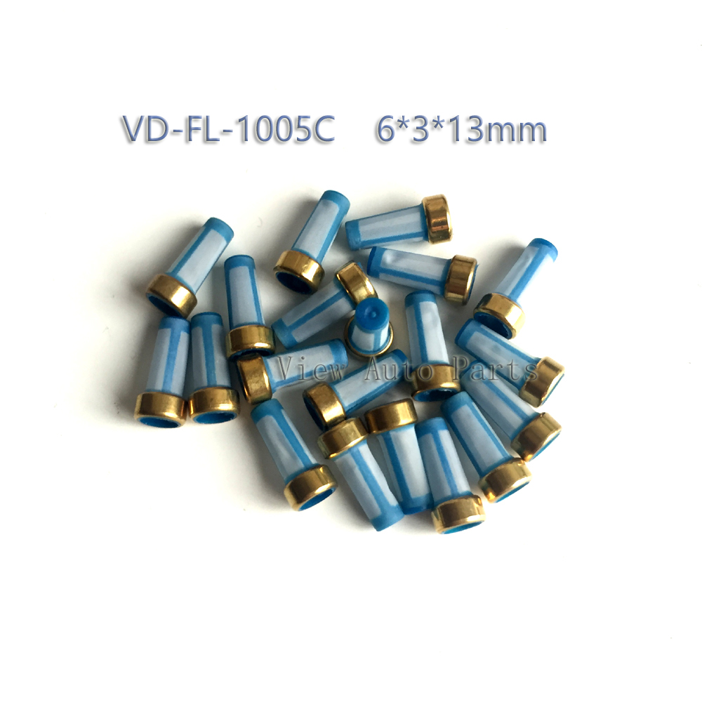 Free Shipping 500pcs Fuel Injector Basket Filter For Opel Daewoo S 10 Corsa Vectra S10 Repair Service Kit Vd Fl 1005c In Inject