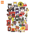 Xiaomi Mitu stickers Creative Cartoon mitu Rabbit I Series Kawaii Pvc Sticker Variety of stickers 15 pcs laptop phone Power bank