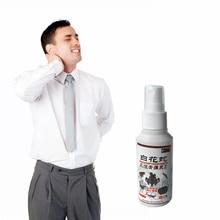 80ml/Pcs Far Infrared Rheumatic Cervical Spondylosis Shoulder Periarthritis Muscle Pain Relief Medical Essential oil Sprays все цены