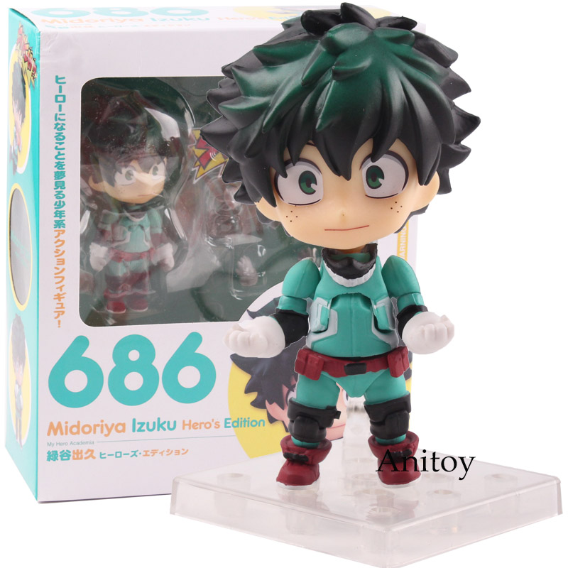 Figurine My Hero Academia Bakugou Katsuki & Midoriya Izuku 686 / 705 PVC Boku No Hero Academia Figure Collectible Toy