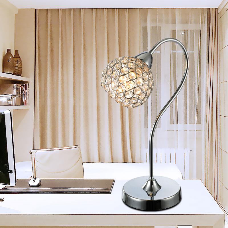 tienda online moderna sala de estar minimalista cristal lmpara de noche dormitorio led de moda creativa matrimonio lmpara de mesa europea sh