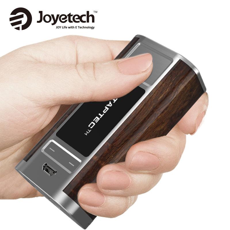 Original 228W Joyetech CUBOID TAP 228 Box Mod Cuboid Tap font b Vaping b font Mod