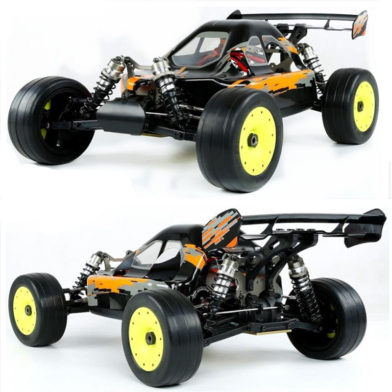 1/5 Scale Rovan RoFan Electric Baja 5B SLT EV8 200A ESC 1000KV/6500W Motor 4WD Rc Truck no include With Battery