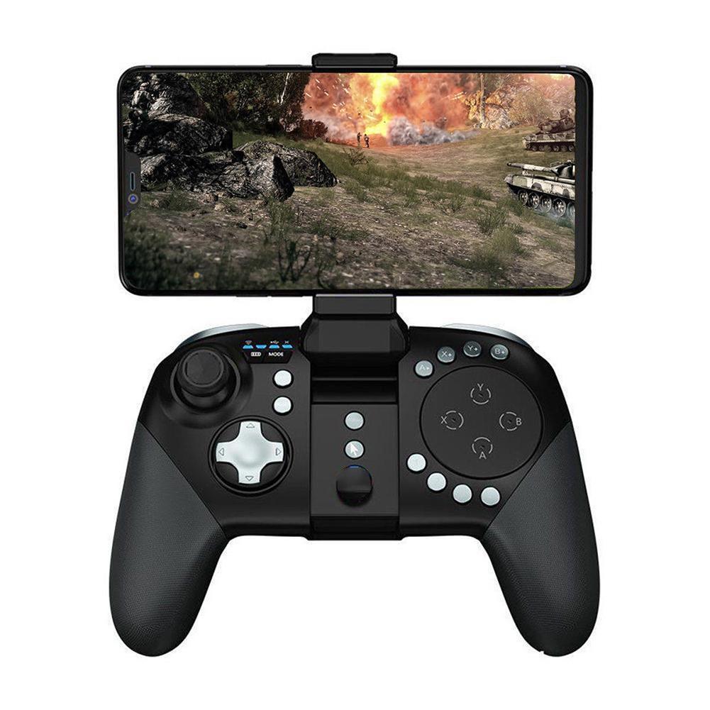 G5 Universel Sans Fil Bluetooth 5.0 Gamepad Contrôleur Touchpad pour PUBG de Jeu Sans Fil Bluetooth Gamepad Contrôleur