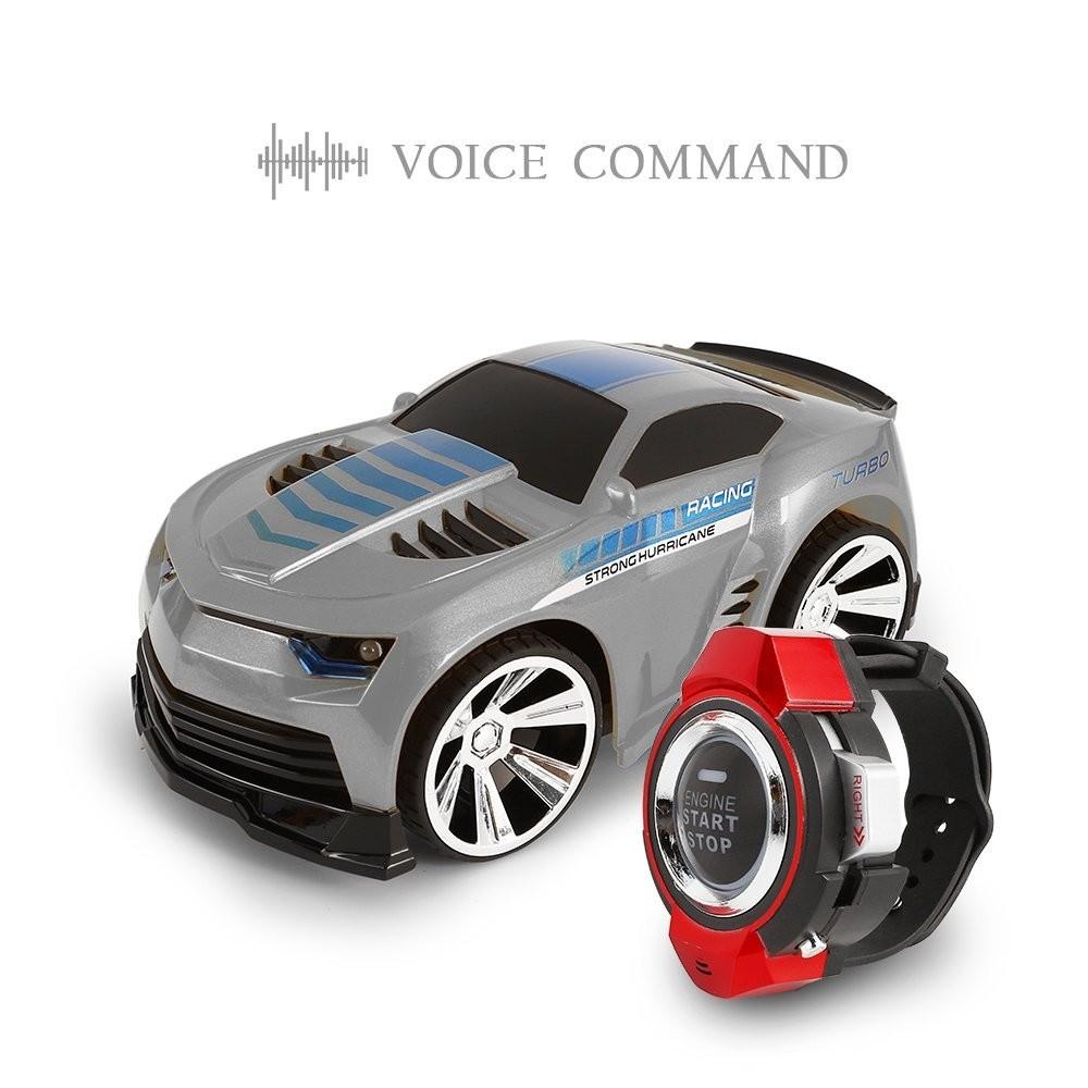Toy-Voicecar-Grey