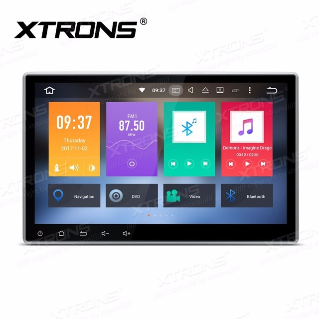 10.1 Touch Button Design Octa-Core Android 6.0 OS 2 Din Car DVD Two Din Car Multimedia Radio Double Din Car Navigation GPS image