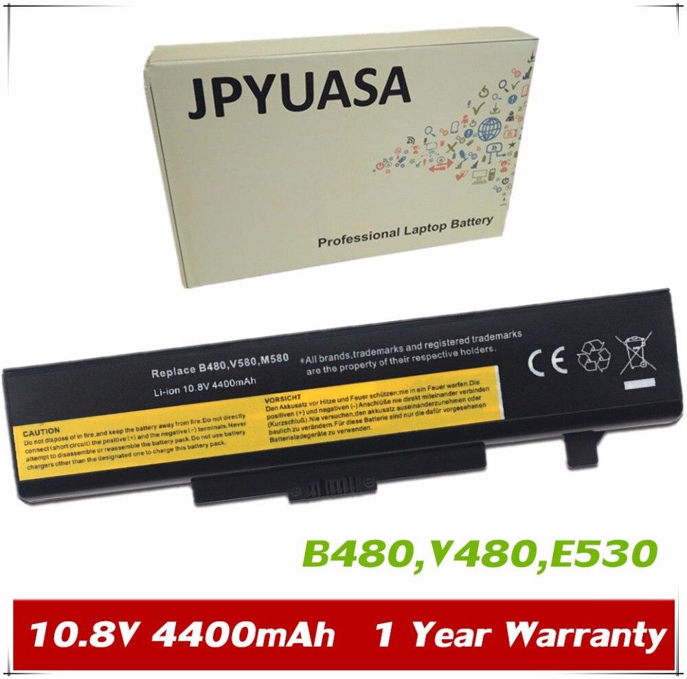US $24 69 5% OFF|JPYUASA Battery 45N1042 45N1043 45N1044 45N1045 For Lenovo  E430 E435 E530 E535 V480 V580 E49 B490 B495 B480 K49 M480 M495 M580-in