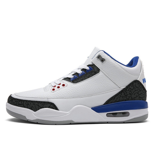 Newest Professional Men Basketball Shoes 2018 Male Sport Shoes Anti-slip Outdoor Athletics Sneakers Plus Size Size 39~47 original li ning men professional basketball shoes
