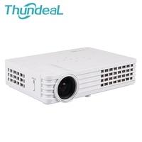 ThundeaL затвора Active 3D DLP проектор DLP 600W DLP900W Android Wi Fi Bluetooth 450 Ansi люмен HD видео мини