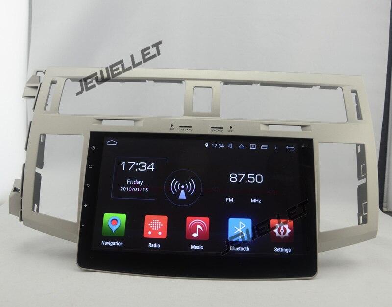 "9 ""octa Core Android 9.0 Auto Gps Radio-navigation Für Toyota Avalon 2004-2010 Mit 4g/wifi, Dvr, 1080 P"