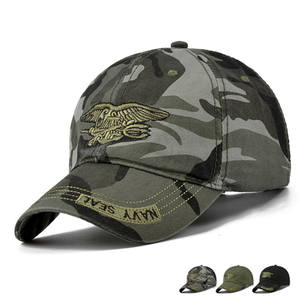 fbce5969b74 TUNICA Summer Men s Camouflage Cotton Baseball Cap Snapback
