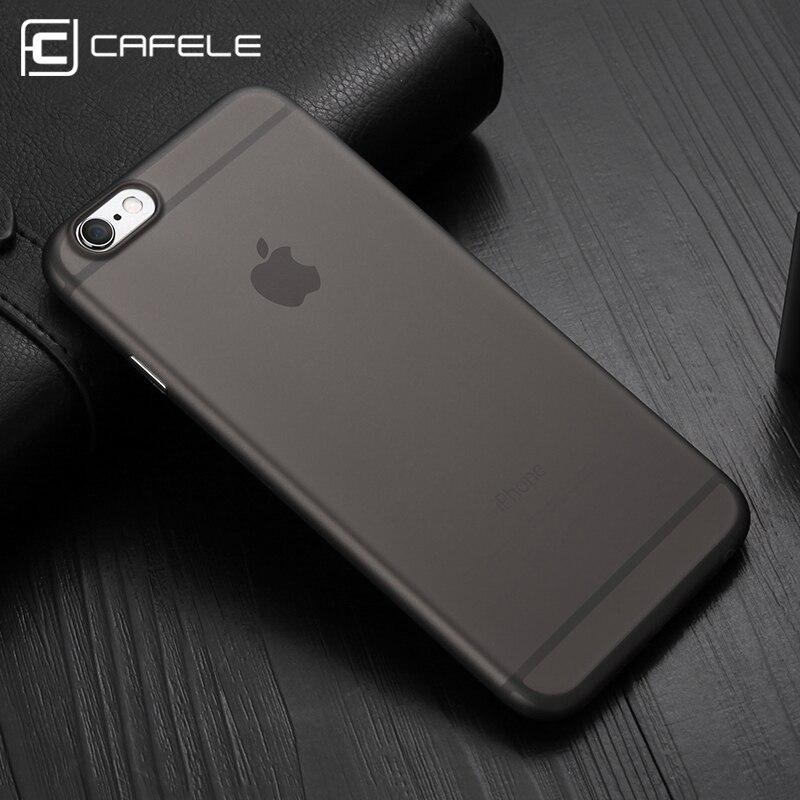 Aliexpress Com Buy Cafele Translucent Phone Case For