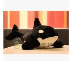 2015 Hot Sale New Design 38cm  Killer Whale Toy Whale Plush Toy Whale Soft Doll Killer High Quality Whale Plush Free Shipping killer whale doll pillow whale orcinus orca black and white whale plush toy doll shark kids boys girls soft toys
