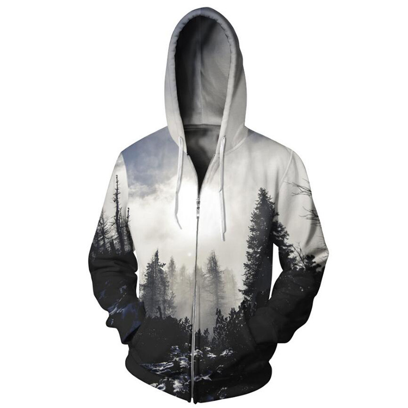2017 men/women funny 3d hoodies 2017 Men/Women wolf lovers Hoodies HTB17 X