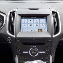 Автомобильные камеры заднего вида видео интерфейс для Ford Ranger XLT Sync 3 системы Acessorios с руководством по парковке