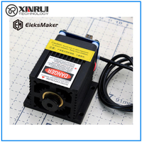 High quality 5500mw 450NM focusing blue laser engraving 5.5w laser tube Laser module diode hx2.54 2p port