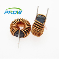 Prow amorphous filter inductor high current inductance 26*16*10 amorphous ring 10A 100MH / 150MH / 200MH inductors coil