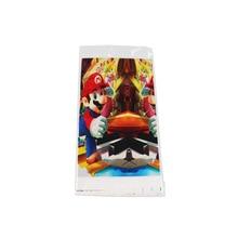 108*108 см Супер Марио тема покрытие стола вечерние украшения Свадебная дорожка зеркало ковер вечерние украшения