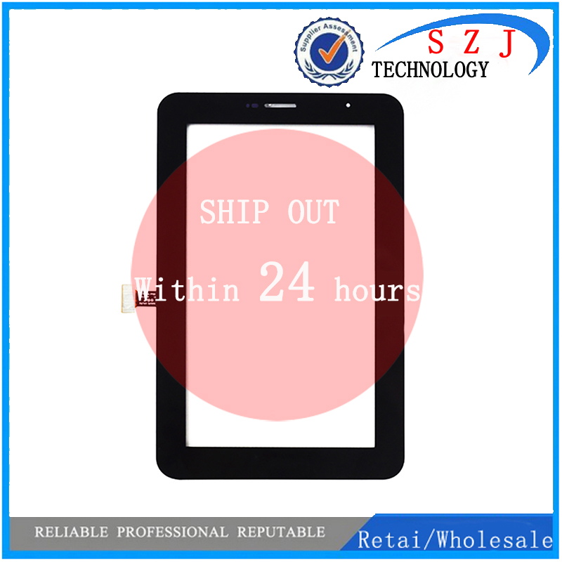 New 7 inch For Samsung Galaxy Tab 2 7.0 P3100 Touch Screen Digitizer Sensor Front Outer Glass Lens Panel Free Shipping 10 1 inch for samsung galaxy tab 2 ii gt p5100 p5110 n8000 n8010 n8013 tablet touch screen digitizer glass panel