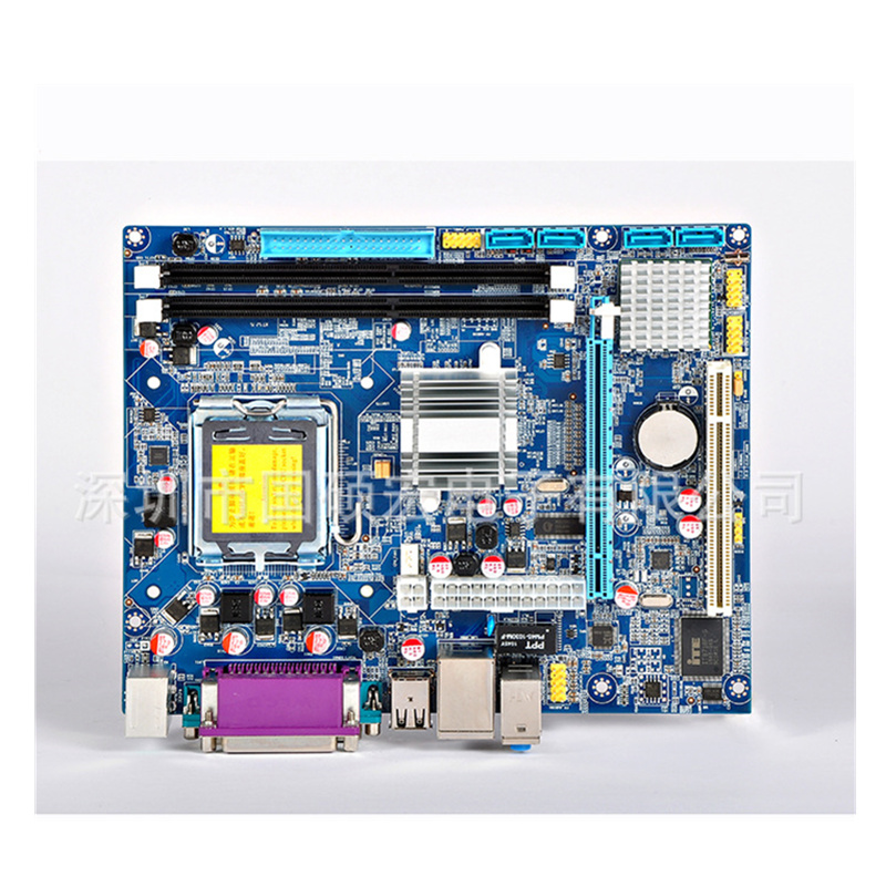 2018 NEW P45 Computer Gigabit Ethernet Mainboard NEW P45 775 Motherboard 775(no 771) Dual Board DDR3 Support Q9550 Q8300 new p45 771 pin motherboard ddr3 support xeon 5345 5420 e5440 e5450 and so on