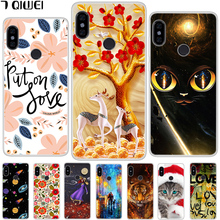 hot deal buy for xiaomi redmi note 6 pro case silicone soft cool case for xiaomi redmi note 6 pro case redmi note 6 note6 pro case fruit tpu