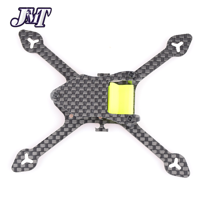 где купить JMT 100MM Carbon Fiber Frame Kit X Shape for DIY Micro FPV Racing Quadcopter Drone  Bat-100 по лучшей цене