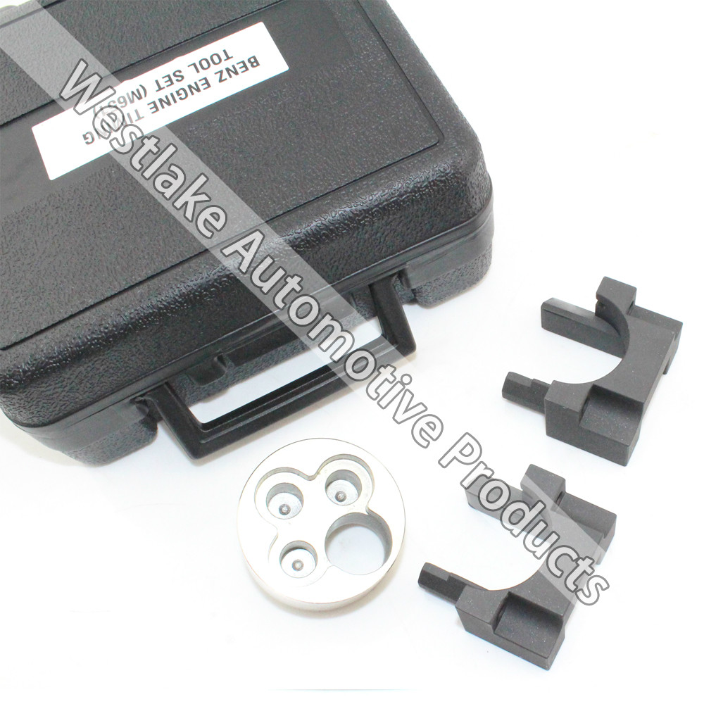 Camshaft locking tools engine timing tool set for mercedes for Mercedes benz tool kit