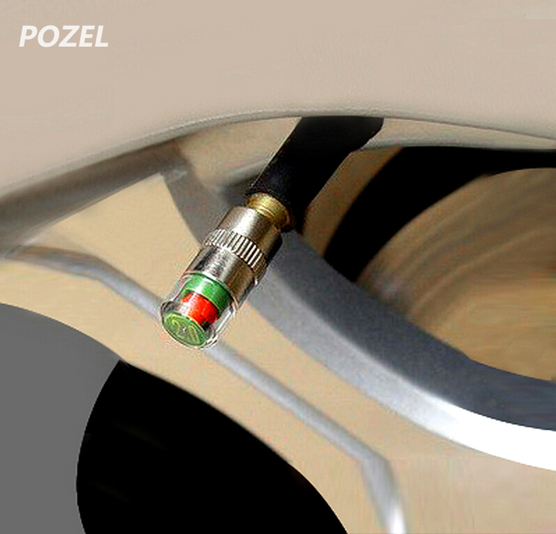 Car Monitor Indicator Valve Stem Cap For ACURA Legend CL