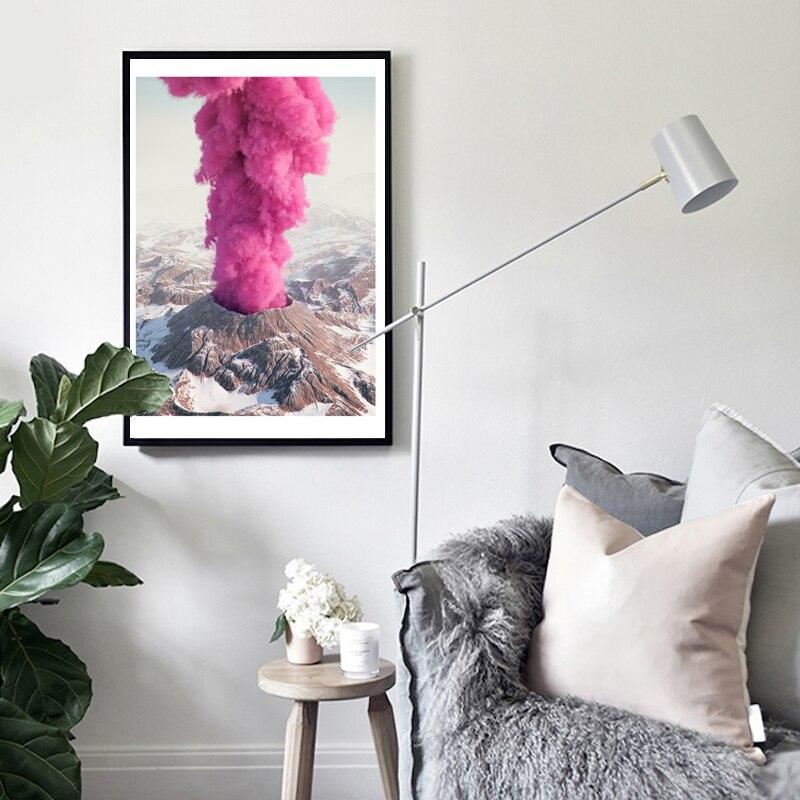 Cuadros Αφίσες και εκτυπώσεις Ροζ - Διακόσμηση σπιτιού - Φωτογραφία 2
