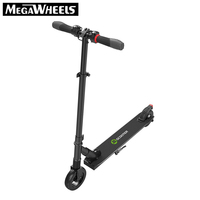 [EU Stock] NEW Version Megawheels S1 3 Portable Folding Electric Scooter 250W Motor 23km/h Micro Electronic Braking System