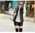 Cheap wholesale 2017 new Autumn Winter Hot sale women's fashion casual outerwear Girls' Ladies work wear 6colors cute Vest