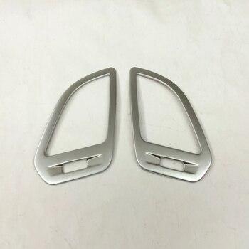 For Hyundai Tucson ix35 2011 2012 2013 2014 2015 abs matte Interior Air Vent AC Cover Trims interior Air Conditioning