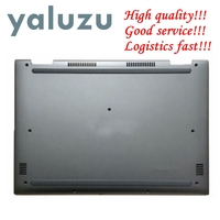 YALUZU New For Dell Inspiron 13MF 5368 5378 series Bottom Base Cover Case KWHKR 0KWHKR grey color lower shell
