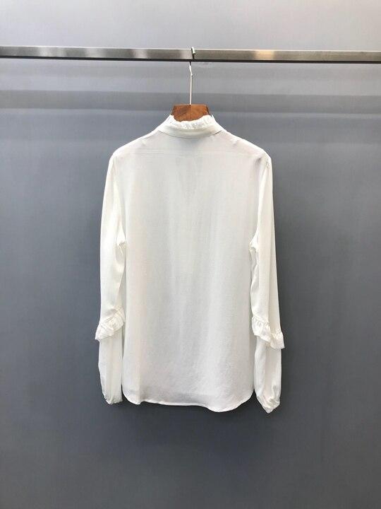 Chemise Gamme Haut Femmes De Vêtements Nouveau Mode Couleur 226 2019 IDH29WE