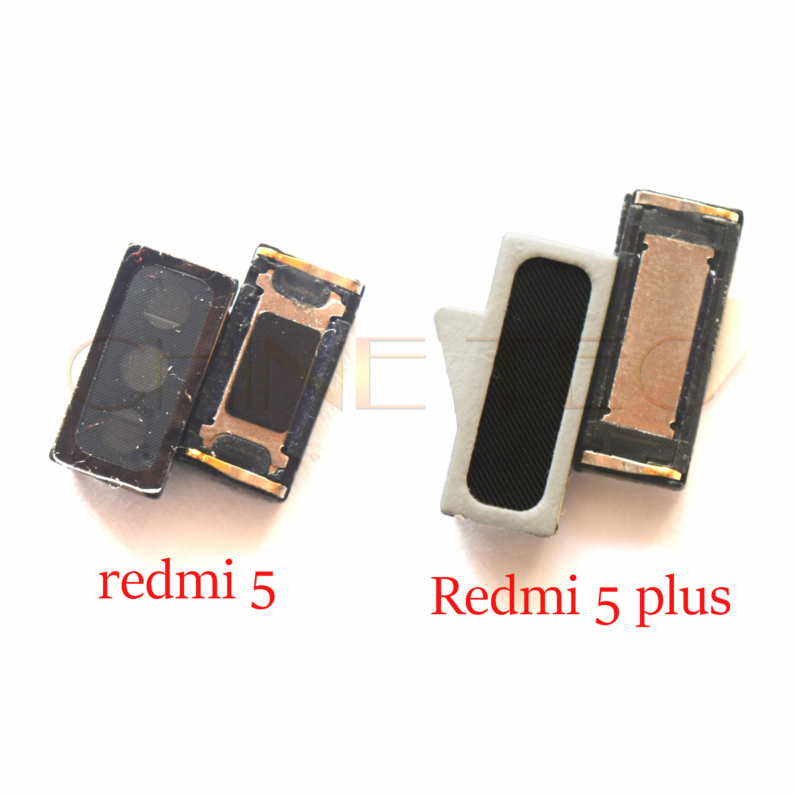 2x New Earpiece Ear Speaker For Xiaomi  Mi A1 A2 Lite Redmi 5 5 Plus 5A Redmi Note 5A  Y1 Y2 S2 (Redmi Y1/ Lite /Prime ) MiA1