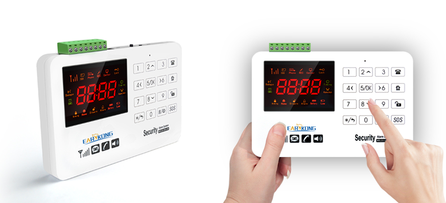 GSM40A alarm system