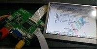 Universal HDMI VGA 2AV TTL LVDS 640*480 conductor jabalí + AT056TN53 V.1